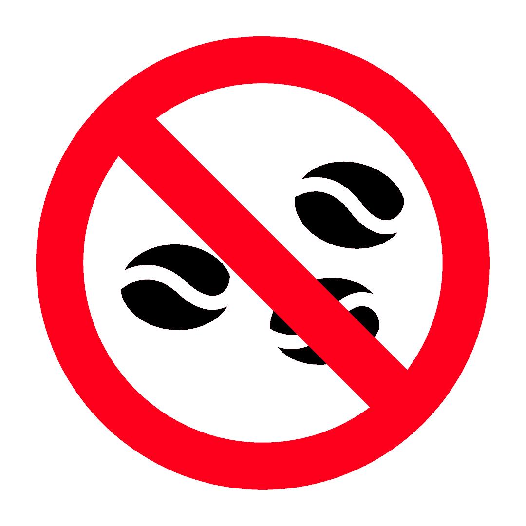 Sampel kopi dan kopi tidak dibenarkan