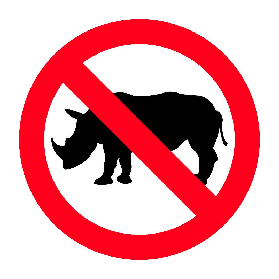 Rhinoceros not allowed for import