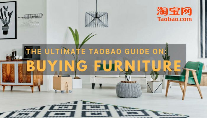 The Ultimate Taobao Guide To Shipping Furniture From China To Singapore New How Much To Ship Furniture Plans